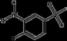 4-Methylsulfonyl-2-nitrofluorobenzene 5g