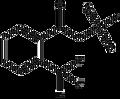 2-Methylsulfonyl-1-(2-trifluoromethylphenyl)-ethanone 1g