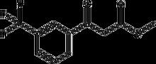 Methyl 3-trifluoromethylbenzoylacetate 1g