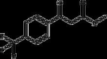 Methyl 4-trifluoromethylbenzoylacetate 1g