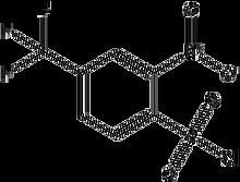 2-Nitro-4-(trifluoromethyl)benzenesulfonyl chloride 5g
