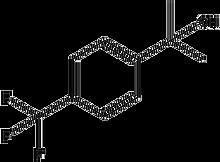 2-(4-(Trifluoromethyl)phenyl)-2-propanol 1g