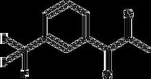 1-(3-Trifluoromethylphenyl)-1,2-propanedione 1g