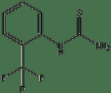 1-[2-(Trifluoromethyl)phenyl]-2-thiourea 5g
