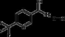 6-(Trifluoromethyl)pyridine-3-amidine hydrochloride 1g