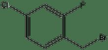 4-Chloro-2-fluorobenzyl bromide 5g