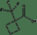 1-Trifluoromethylcyclobutane-1-carboxylic acid 1g