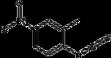 2-Methyl-4-nitrophenyl isothiocyanate 1g