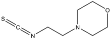 2-Morpholinoethyl isothiocyanate 1g