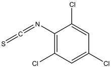 2,4,6-Trichlorophenyl isothiocyanate 5g