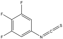 3,4,5-Trifluorophenyl isothiocyanate 1g