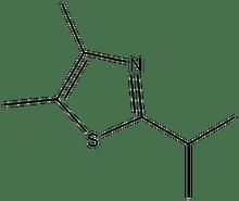 4,5-Dimethyl-2-isopropyl thiazole 1g