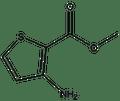 Methyl 3-amino-2-thiophenecarboxylate 25g