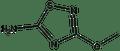 5-Amino-3-methoxy-1,2,4-thiadiazole 1g