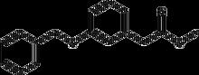 3-Benzyloxyphenylacetic acid methyl ester 1g