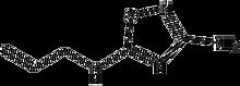 3-Amino-5-allylamino-1,2,4-thiadiazole 1g