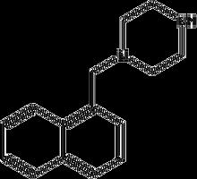 1-(1-Naphthylmethyl)piperazine 1g