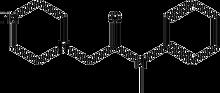 N-(2-Piperazino-acetyl)-N-methylaniline 1g