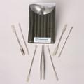 Micro-Spoon and Spatula Sampling Set