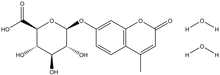 4-Methylumbelliferyl b-D-glucuronide dihydrate (MUG)