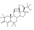 Aldosterone-[2,2,4,6,6,17,21,21-D8] 1mg