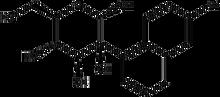 Bis(6-chloro-3-indoxyl)pyrophosphoric acid
