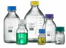 Media Bottles Caps