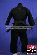 Heavy Weight Karate Uniform 12 oz, Black