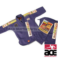 Brazilian Jiu Jitsu Uniform with Patches