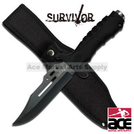 "SURVIVOR 10.5"" TACTICAL HUNTING KNIFE"