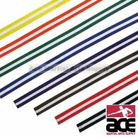 White Stripe Color Belts