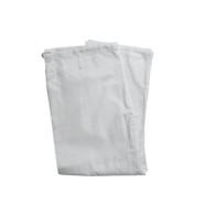 Single Weave Judo Pants - White