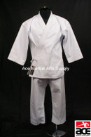 Pine Tree Heavy Weight Karate Uniform 14 oz - White
