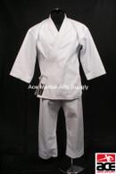 Pine Tree Heavy Weight Karate Uniform 14 oz - White