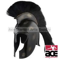 Trojan King Leonidas Helmet Greek Troy Achilles Bk