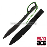 """24"""" Hunting Kukri with ABS Handle and Sheath"""