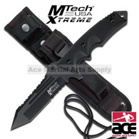 "MTECH USA XTREME 10.25"" TACTICAL COMBAT KNIFE"