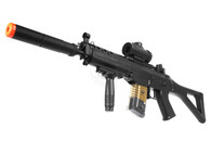 1/1 New Generation Airsoft Gun Flaslight and Laser Included