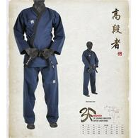 MOOTO GRAND MASTER OPEN  NAVY TAEKWONDO UNIFORM