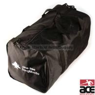 Pine Tree Sangmoosa Small Black Nylon Gear Bag with Character