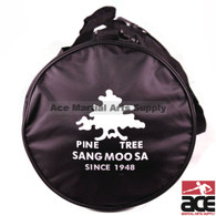 Pine Tree Sangmoosa Small Black Nylon Gear Bag