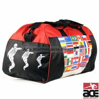 Pine Tree Sangmoosa Medium Gear Bag with Multi-National Flag Pattern