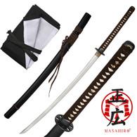 Hand Forged Katana HCS 1065 Sword Dharma Tsuba