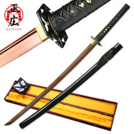 Masahiro - Red Anodized Carbon Steel Katana Sword