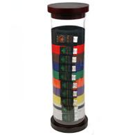 Copy of 10 Level Cylinder Belt Display