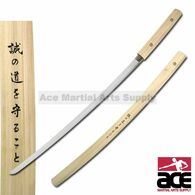 Traditional Shirasaya Katana single Sword