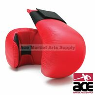 The Competition Karate Punch are perfect for striking, self-defense, and grappling training. These gloves feature a vinyl construction with an open finger design, giving you more control and hand flexibility. They feature an easy to use hook-and-loop closure for an easy self adjustment during your sparring and training sessions.