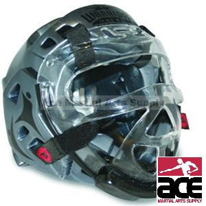 Macho Dyna Face Shield  Karate Gear Sparring NEW.