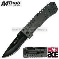 4.75 Inch Closed Pistol Grip Style Folder Knife
