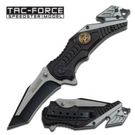 "Tac Force TF-640SN 7.5"" Sniper Spring Assisted Knife"